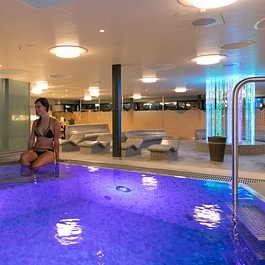 Hot Pool im Thermalbad Zurzach