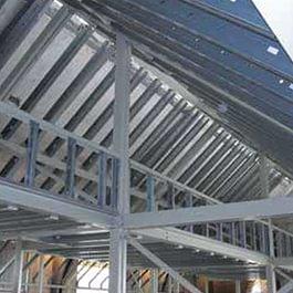 edilizia leggera in acciaio