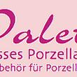 Palette Weisses Porzellan & Malzubehör für Porzellan