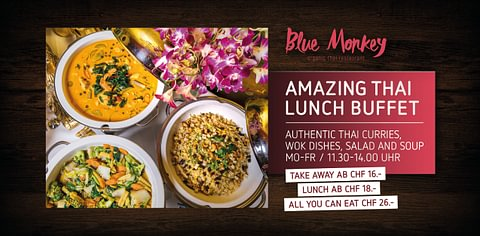 NEW LUNCH BUFFET OFFER