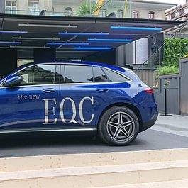 EQC Mercedes-Benz Elektrofahrzeuge