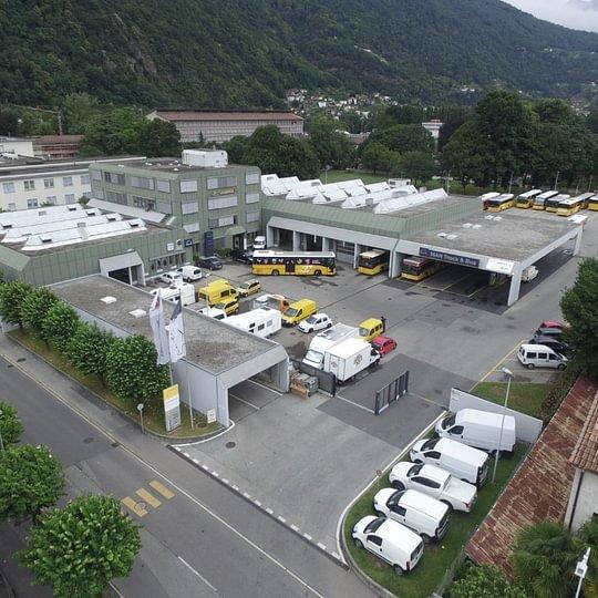 Autorimessa Nepple SA, Bellinzona