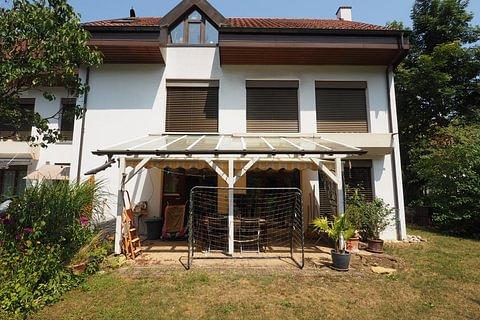 Maisonettewohnung mit Garten und Autobox in Liestal zu verkaufen