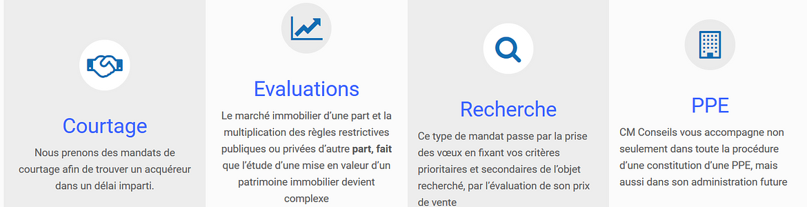 Immobvision Conseils Sàrl