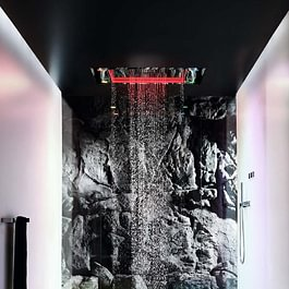 DORNBRACHT THEMED SHOWERS