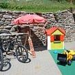 E-Bike-Verleih/Spielplatz