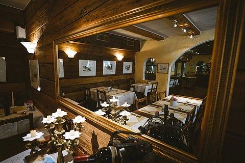 Das Restaurant Römerhof