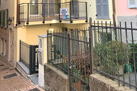 Attic / Penthouse for Sale in Campione d'italia