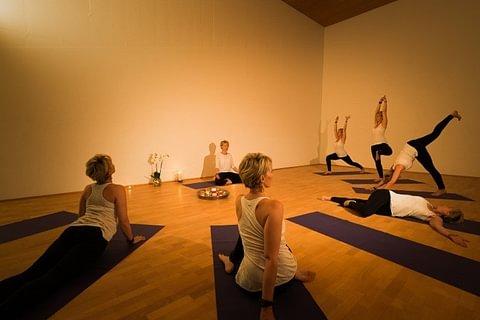 Yoga - für Körper und Geist