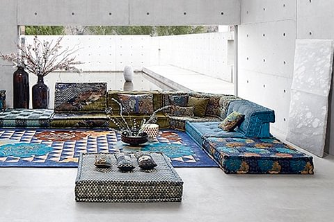 Mah Jong, design Hans Hopfer
