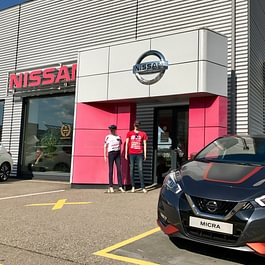 Nissan Micra 0.9 IG-T 90PS 5MT N-Connecta