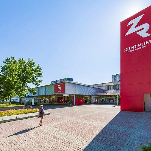 Zentrum Regensdorf