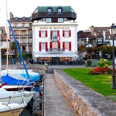 Romantik Hôtel Mont-Blanc Au Lac