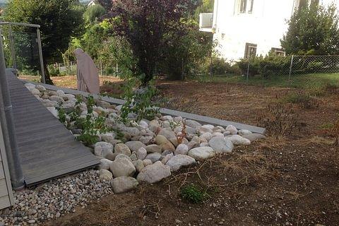 La création de jardin