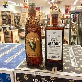 Whisky & Likör aus Mais aus Mexico