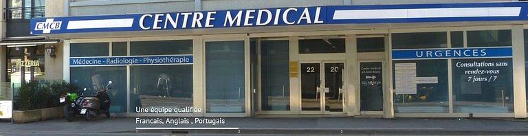Centre Médical Chêne-Bourg CMCB SA