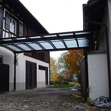 Edel + Stahl Metallbau AG