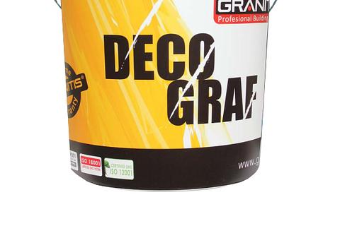 Deco Graf 0.5-3.0mm Voll/Struktur