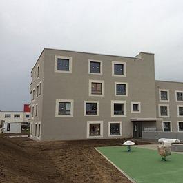 Résidence Pré de l'Ecole à Belfaux - année 2012 - 2014