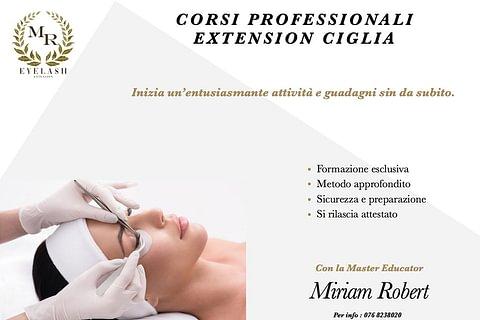 CORSI PROFESSIONALI DI EXTENSION CIGLIA - ART VISAGE LUGANO