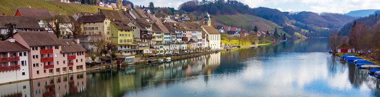 Spitex am Rhein