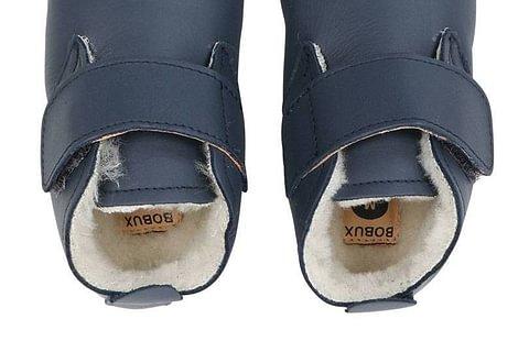 """BOBUX Lederfinkli """"Desert Boots"""" mit Merinofutter"""