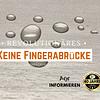 Edelstahl Küchenabdeckung ohne Fingerabdrücke ?!? Durch die Versiegelung des Edelstahls lässt die neue Küchenabdeckung Wasser abperlen, ist schmutzabweisend und hinterlässt keine Fingerabdrücke.