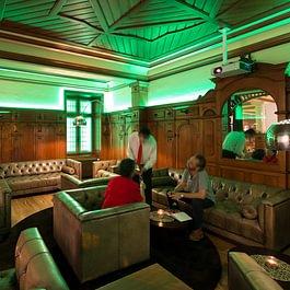 Lounge GAIA HOTEL