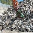 Le recyclage de matériaux minéraux