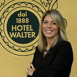 Hotel Walter au Lac, vista lago, lake, dal 1888, 4. generazione, 3 stelle, logo, management, smile, welcome, 3 star, family hotel, welcome