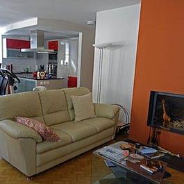 4.5 room - 100m2 spacious apartment for rent long term - St Prex, Vieux Bourg,