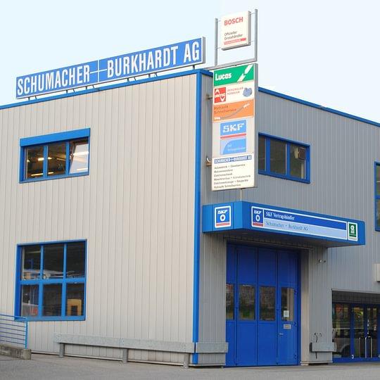 Hauptsitz in Chur