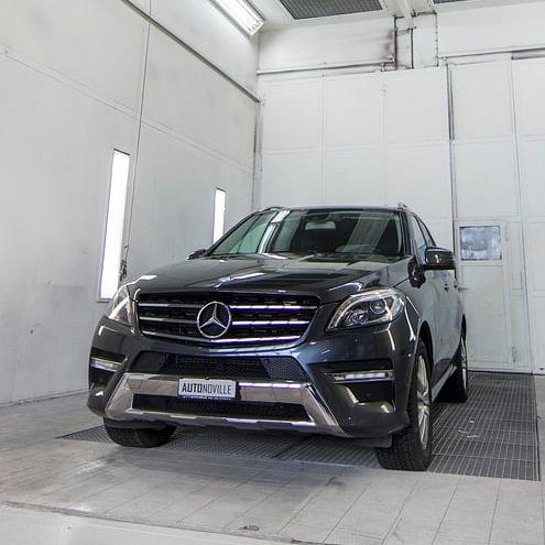 AutoNoville Sàrl - Cabinne XXL - Noville