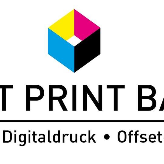 Logo - Discount Print Basel AG