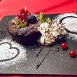 dolci fatti in casa ( tortino caldo al cioccolato )