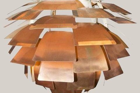 "Lampada da soffitto ""Artichoke"" - Poul Henningsen, 1960"