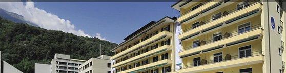 Ospedale Regionale di Bellinzona e Valli, Sede Acquarossa - EOC