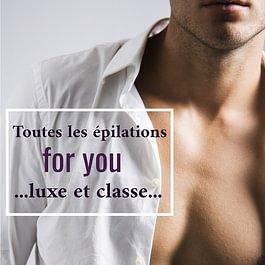 Epilation Epiloderm : luxe et classe...