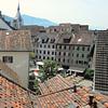 Dächer und Fassaden in Zug