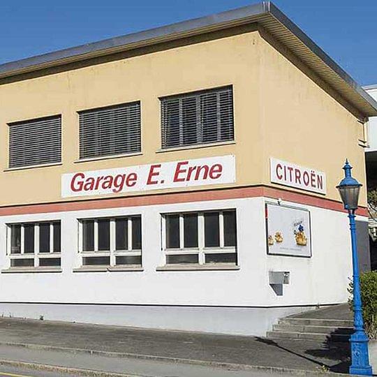 Autogarage P. Erne