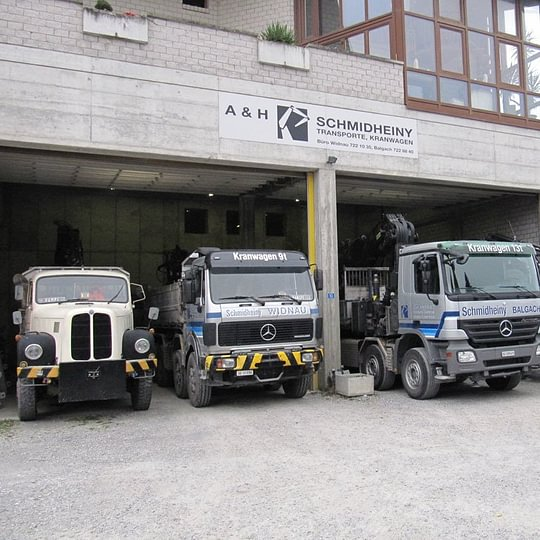 A & H Schmidheiny AG
