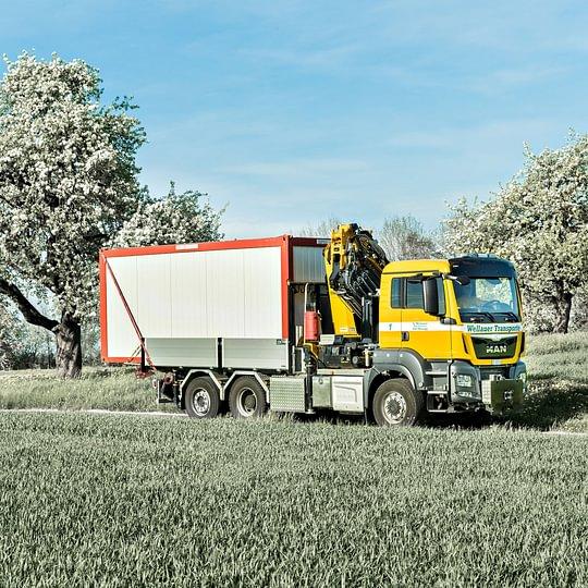 Wellauer A. GmbH Transporte
