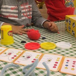 Il kit MoFis, per sviluppare la motricità fine e la grafomotricità creato dal Centro Ergoterapia Pediatrica CEP Bellinzona e Acquarossa