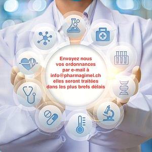 Shop en ligne www.pharmagimel.ch