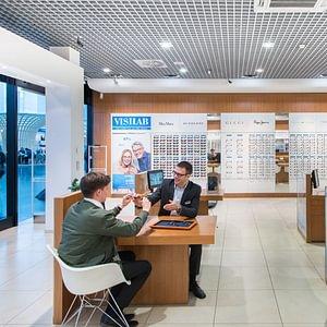 Visilab Neuchâtel - Marin Centre