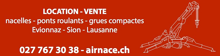 Airnace Lausanne SA