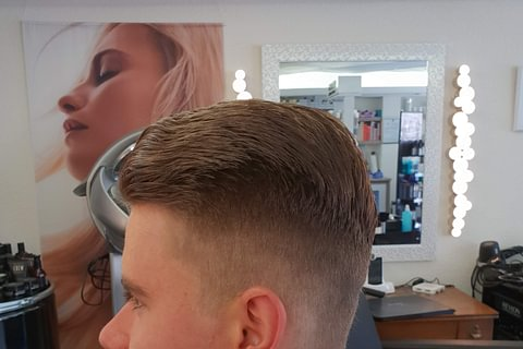 Coupe Homme avec shampoing