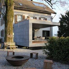 Hegi Koch Kolb Architekten - Anbau, Muri