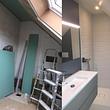 Salle de bain - Avant / Après notre intervention