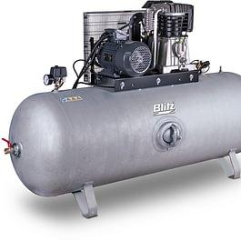 Blitz Kompressor, Druckluftversorgung Blitz